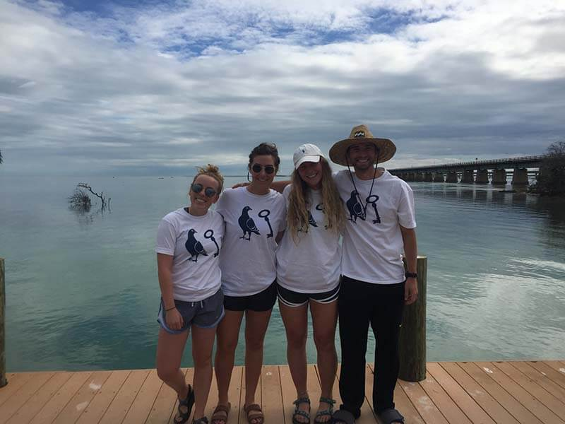 2019 Pigeon Key Interns