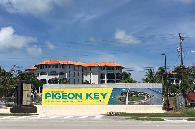 Public marine Science Programs at the Pigeon Key Foundation Marathon, FL
